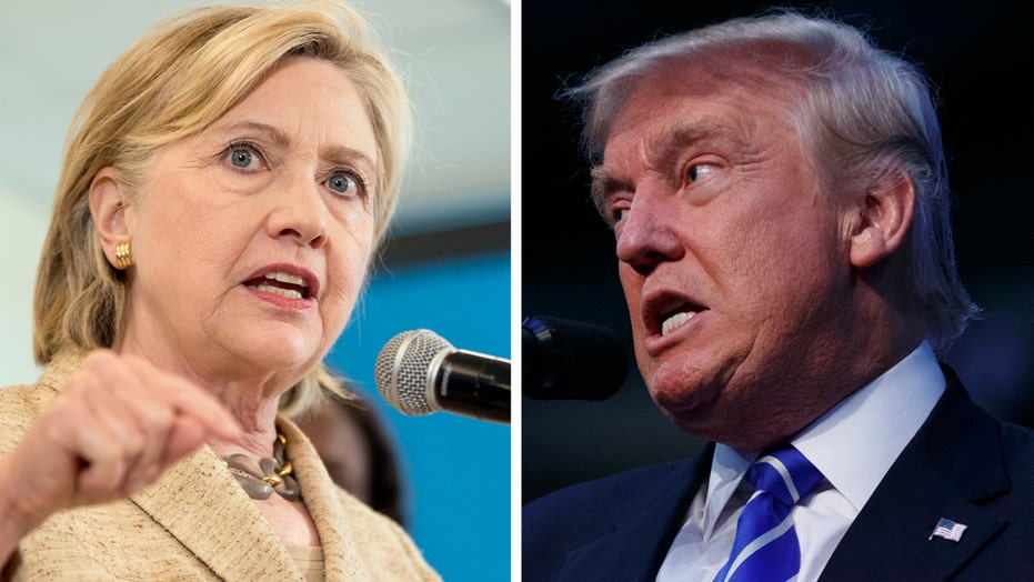 Clinton and Trump go toe-to-toe on the campaign trail
