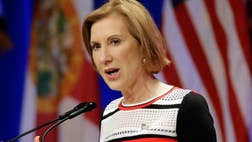 Former Hewlett Packard CEO and  presidential hopeful Carly Fiorina is reportedly eyeing up a new political run – this time to replace Reince Priebus as chair of the Republican National Committee – although some fear her refusal to back Donald Trump may hurt her chances.