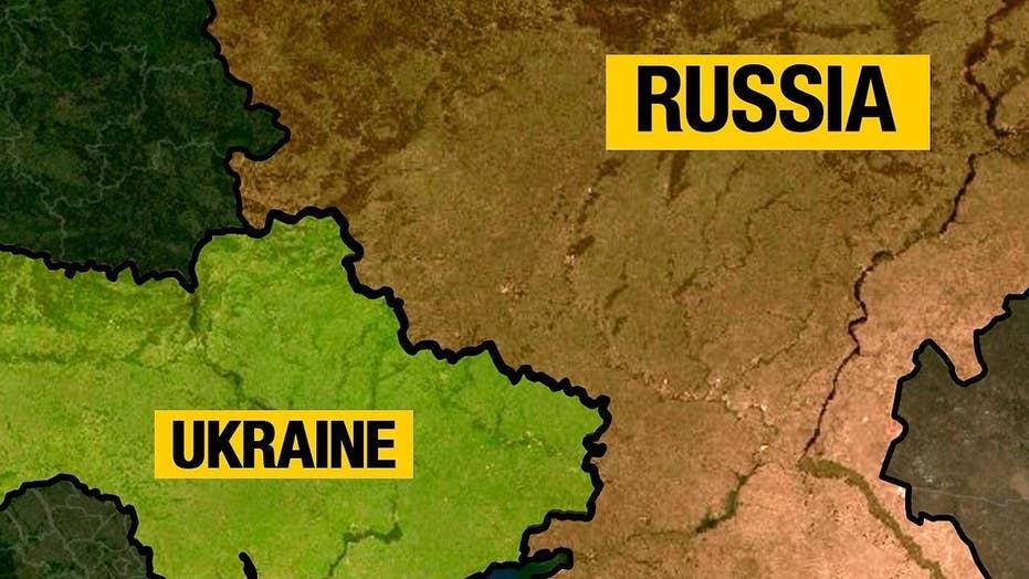 Tensions escalate between Russia and Ukraine