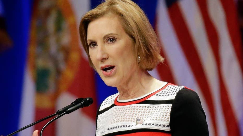 Reports: Carly Fiorina eyes bid for RNC chair