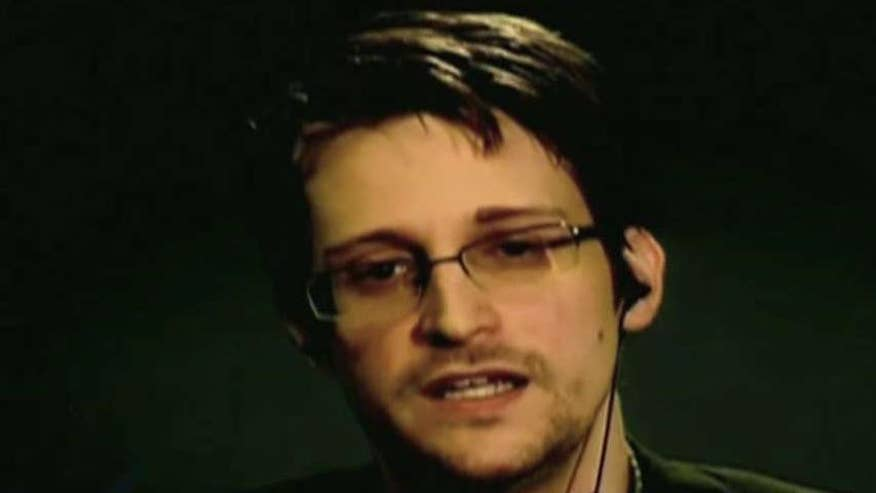 Snowden has been in exile since leaking US government documents in 2013