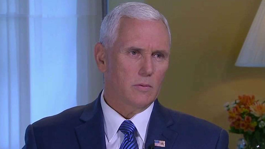 Mike Pence reacts to latest Clinton email revelation