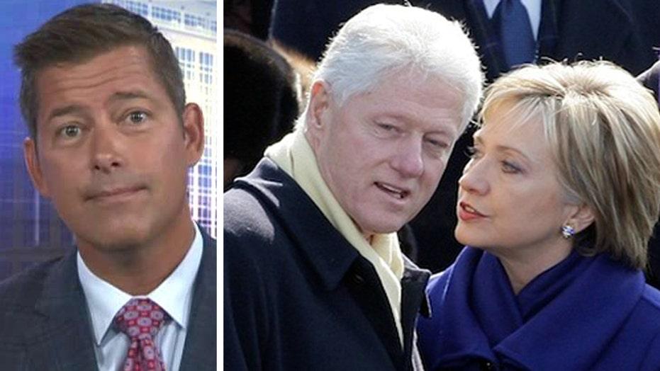 Rep. Duffy on DOJ refusing to investigate Clinton Foundation