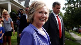 Some of the FBI files on its investigation into Hillary Clinton's use of a private server exclusively for government business while secretary of state could be given to a House Oversight Committee as early as this week. Fox News' Catherine Herridge reports