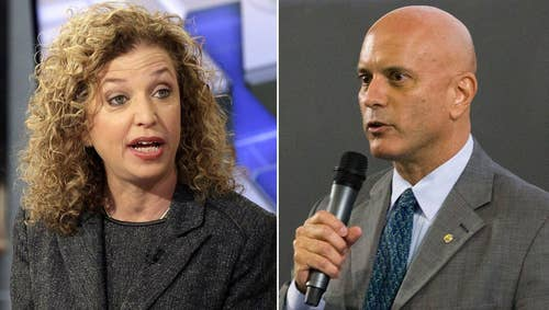 Wasserman Schultz fights to hold onto House seat, on big primary day