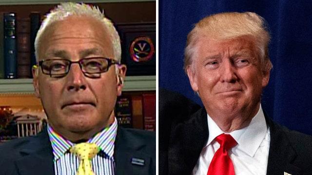 Trump surrogate: Trump's foreign policy is 'common sense'