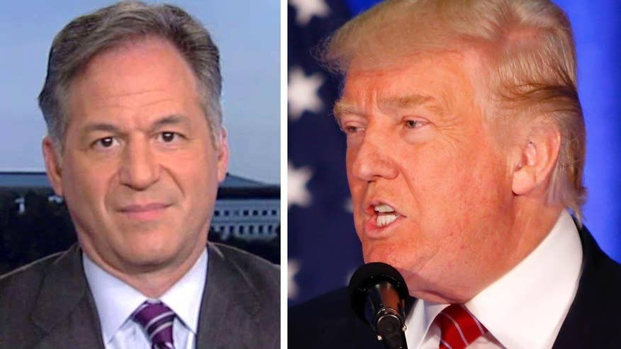 More broadly, Lane said Trumps comments in Youngtown, OH on immigration and NATO were 'tacit concessions to his critics.'
