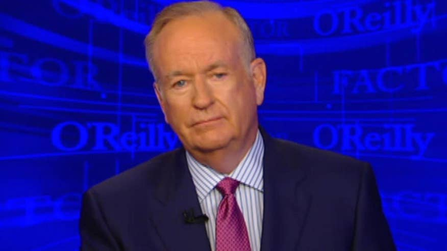 'The O'Reilly Factor': Bill O'Reilly's Talking Points 8/15