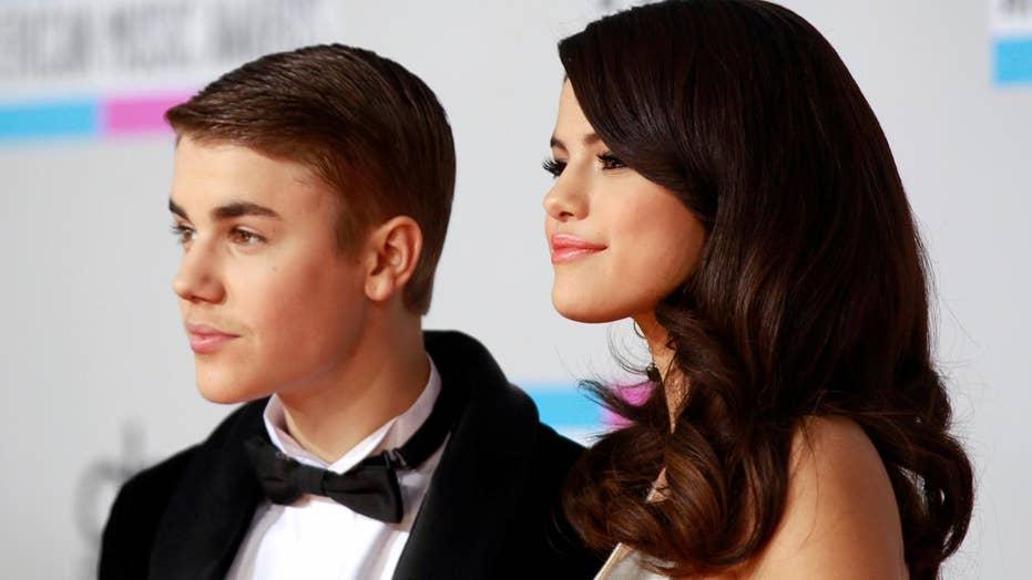 Justin Bieber and Selena Gomez bicker on Twitter