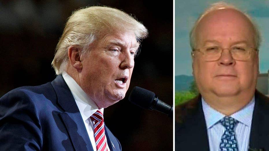 Karl Rove: Trump needs to stop preaching to the choir