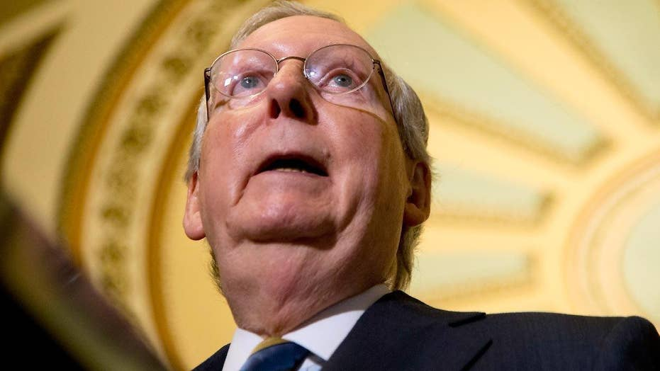 McConnell fears heavy Trump loss could cost GOP the Senate