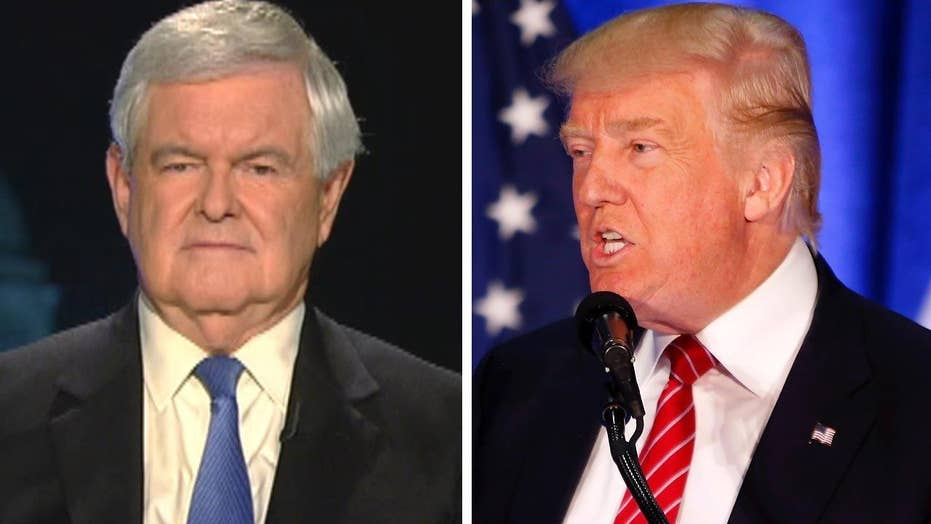 Gingrich on why Trump's ISIS strategy is the right strategy