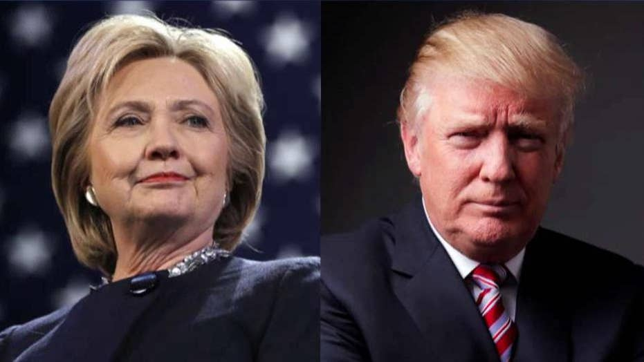Clinton vs. Trump on illegal immigration reform