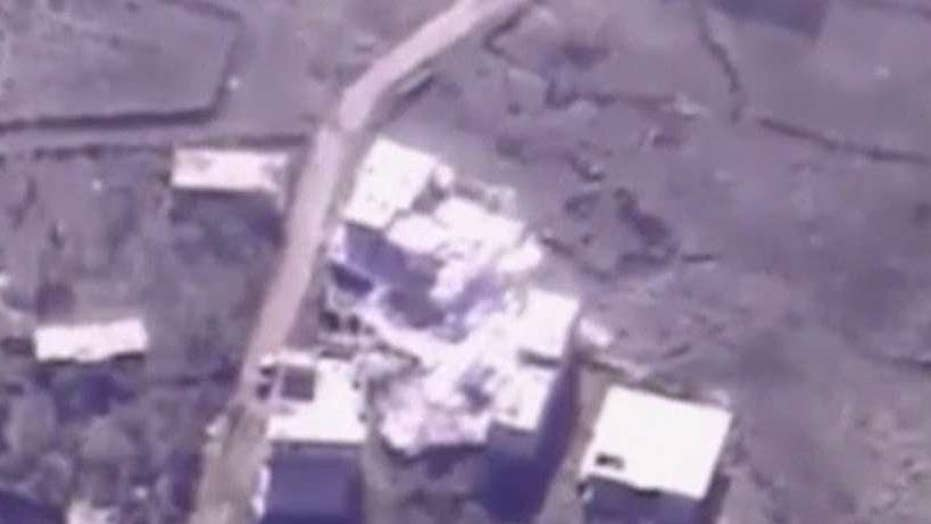 Russian warplanes take off from Iran to target ISIS in Syria