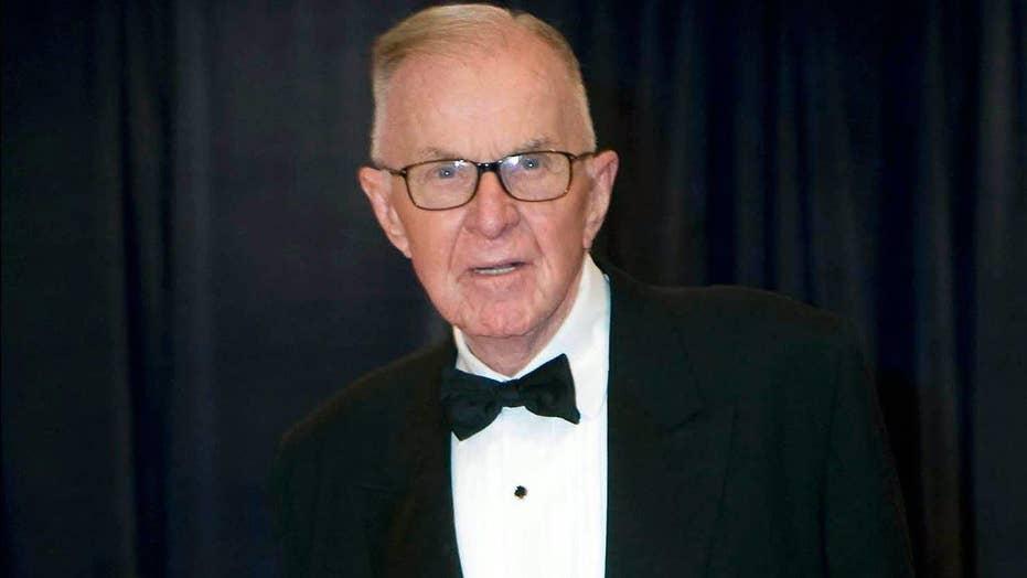 'The McLaughlin Group' host John McLaughlin dies at 89