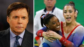 Fox411: Bob Costas' interview with Simone Biles and Aly Raisman didn't go over too well