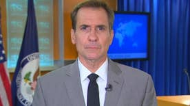 Spokesperson John Kirby goes on 'Your World' to defend decision to release prisoners, reacts to Russia using airbase in Iran