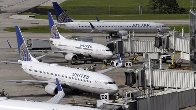 United Airlines sued over sick leave for Air Force reservist