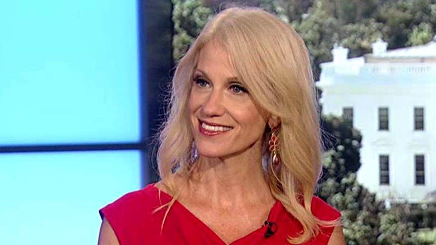 Kellyanne Conway explains why staff change happened on 'America's Newsroom'