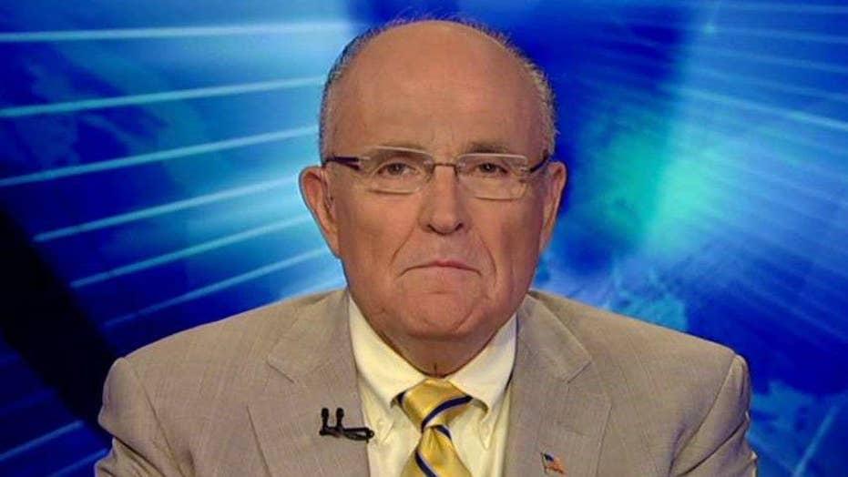 Giuliani: Trump challenged blacks to break Dem monopoly