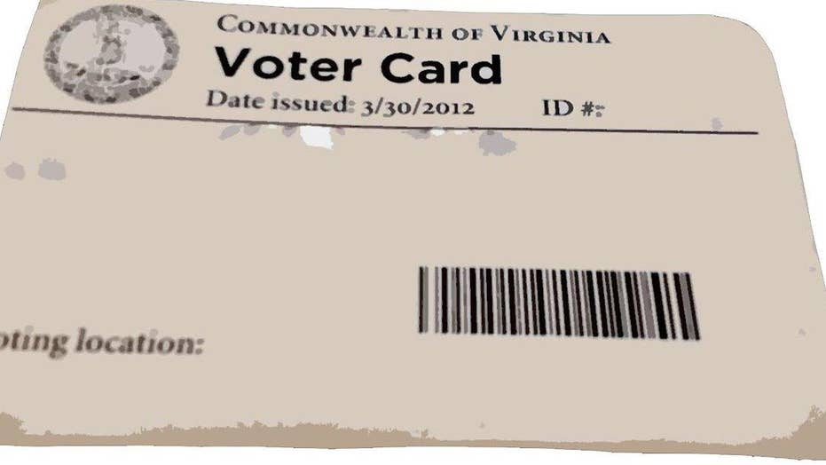 Fight over voter ID laws heats up ahead of Election Day