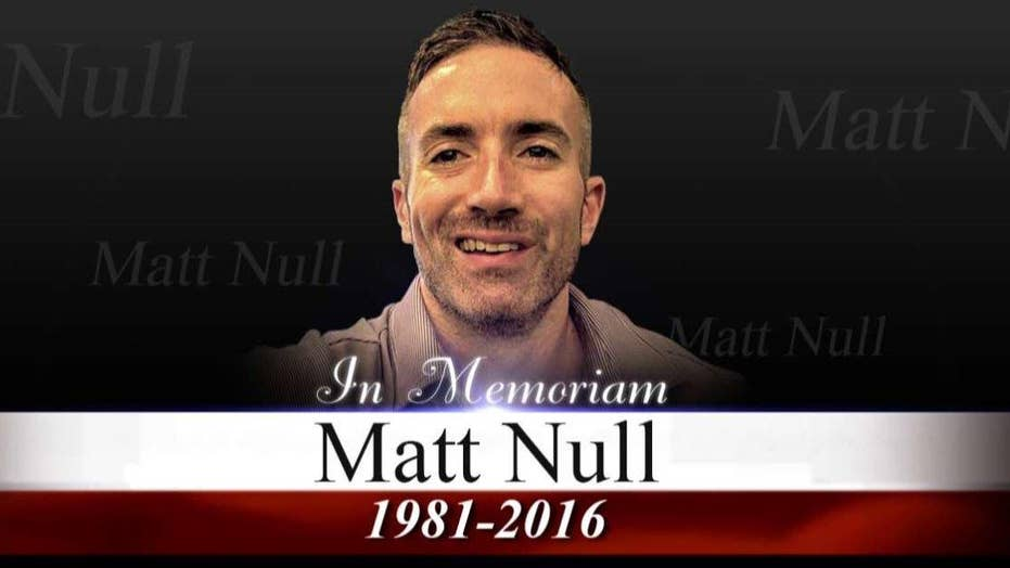 Remembering a friend, ex-'On the Record' producer Matt Null