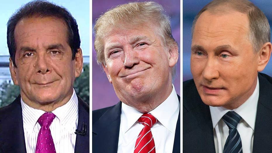 VIDEO: Trump lovey-dovey relationship with Putin