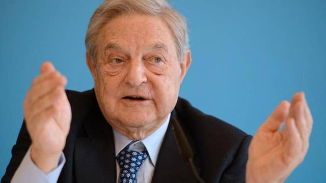 Analyzing the coverage of the George Soros hack