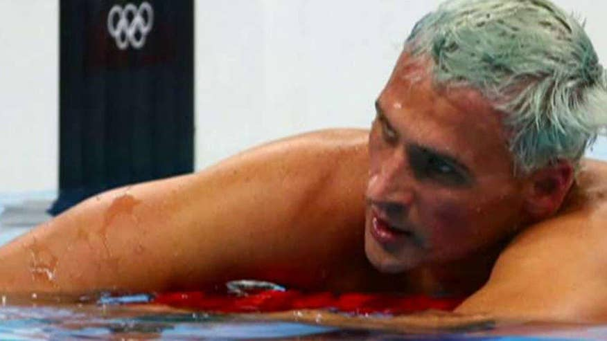 Lochte defends account: 'We wouldn't make this up'