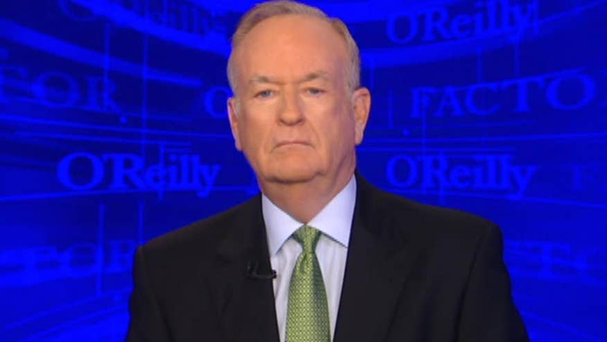 'The O'Reilly Factor': Bill O'Reilly's Talking Points 8/18