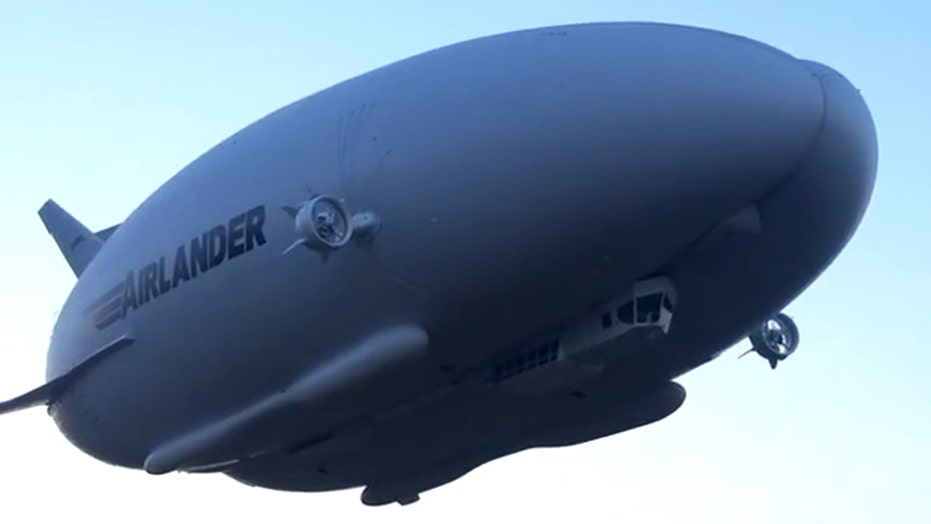 World's largest aircraft takes maiden voyage