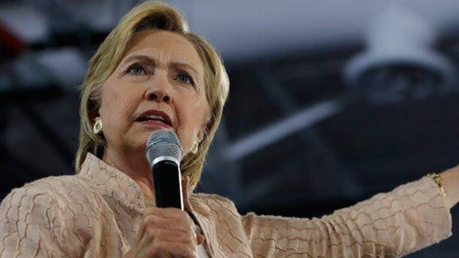 Should Hillary Clinton's health be of concern?