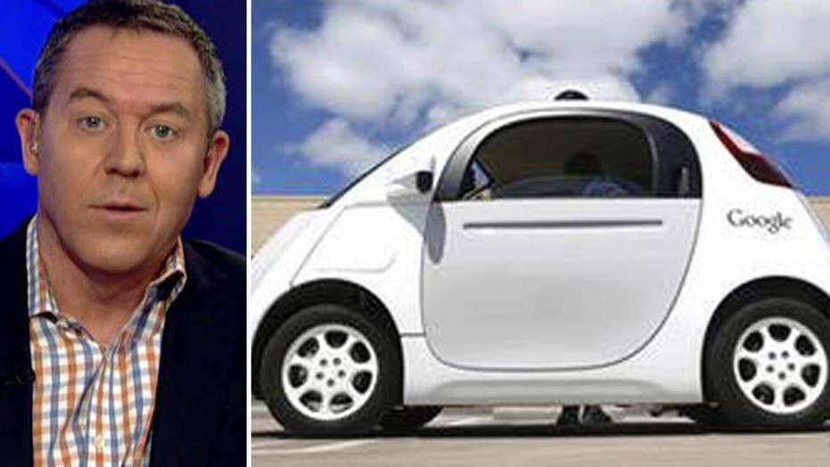 Gutfeld: The unforeseen consequence of driverless cars