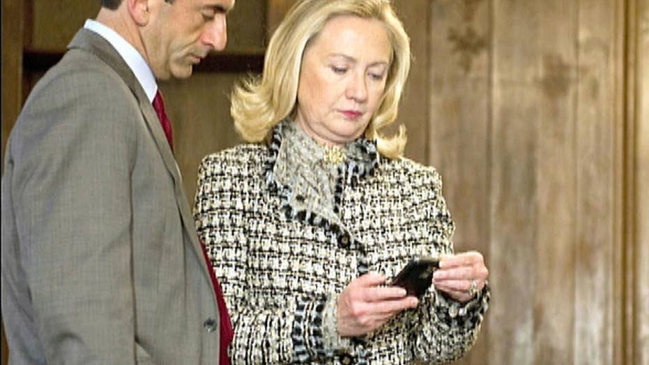 Judge: Clinton must answer Judicial Watch questions