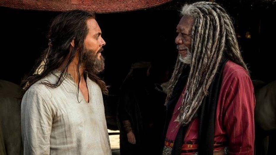 How does the 'Ben-Hur' remake compare to the original?