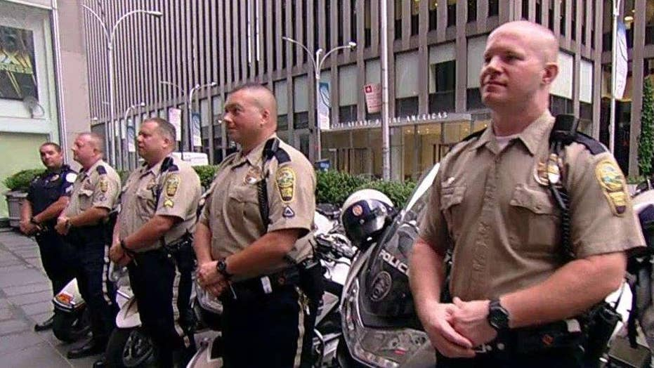 America's 9/11 Ride honors heroes and survivors