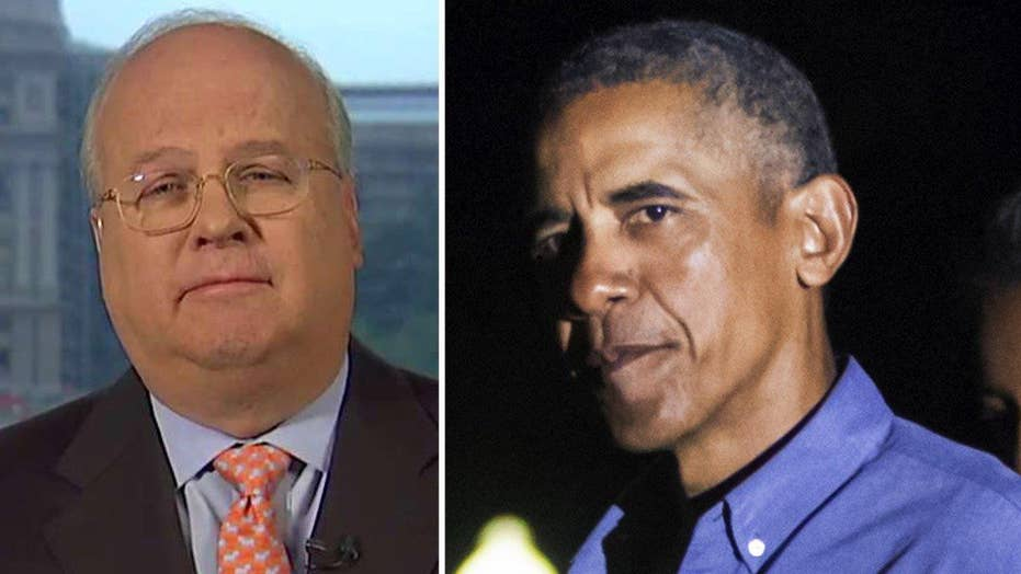 Rove on Obama's La. absence: He's not on the ballot anymore