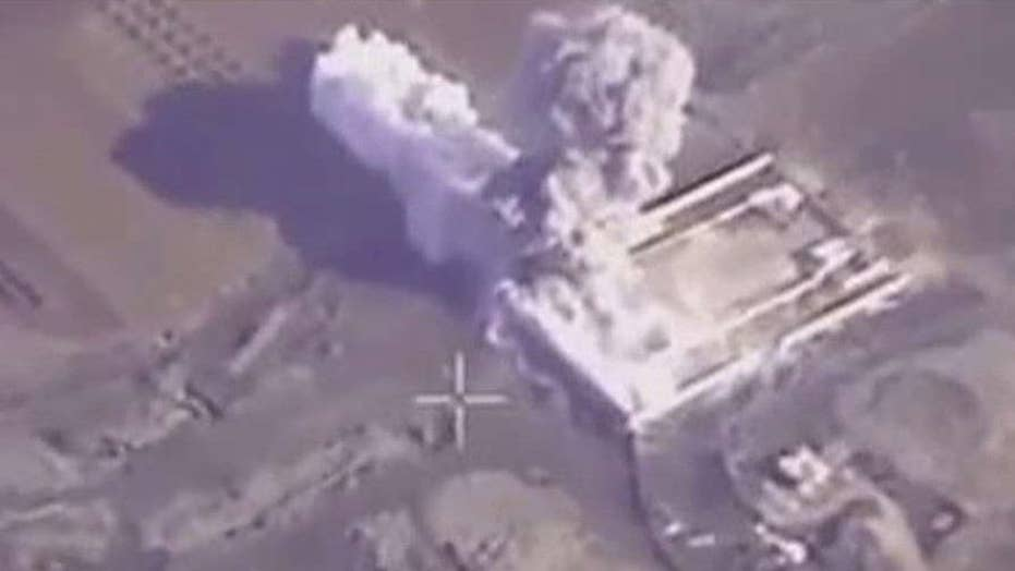 Russia stops using Iranian air base for airstrikes on Syria