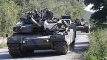 Growing tensions between China, US amid war games, drills