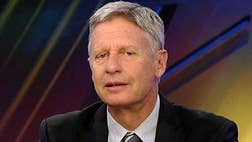 Libertarian presidential candidate joins 'The Five'