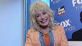 Country music legend talks about her new album