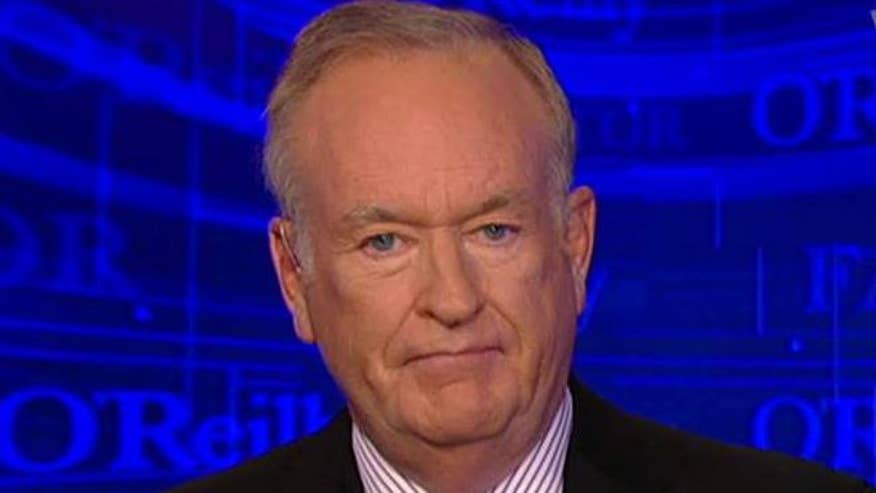 'The O'Reilly Factor': Bill O'Reilly's Talking Points 8/23