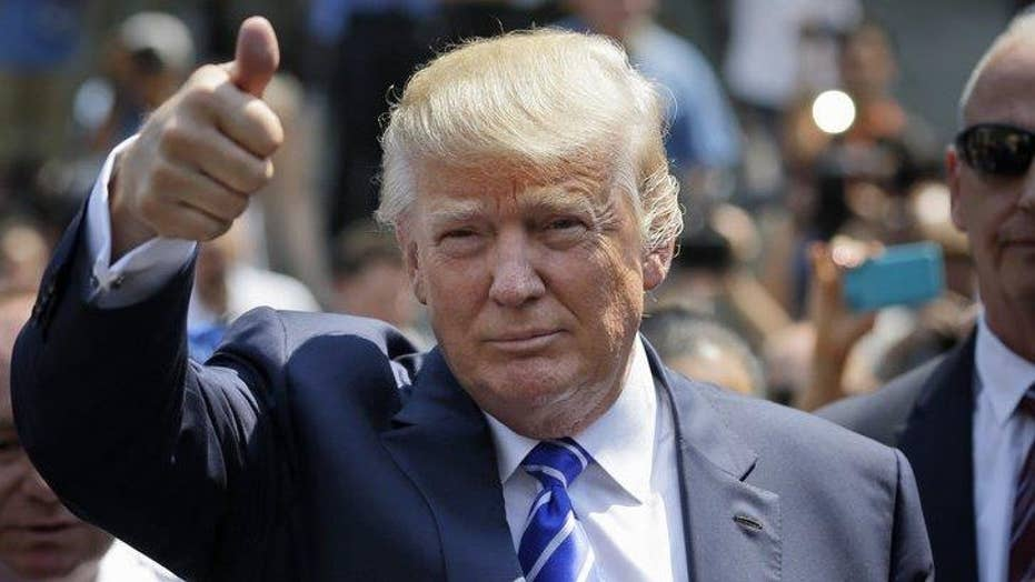 Trump campaign: His immigration stance has not changed