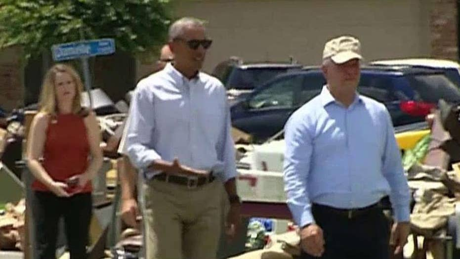 Is Obama's visit to Louisiana too little, too late?