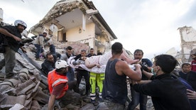 At least 37 people killed, rescue crews frantically searching for survivors