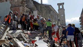 Amy Kellogg reports from Amatrice