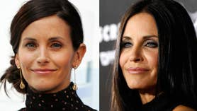 Four4Four: Why did 'Friends' star Courteney Cox say she regrets getting plastic surgery?