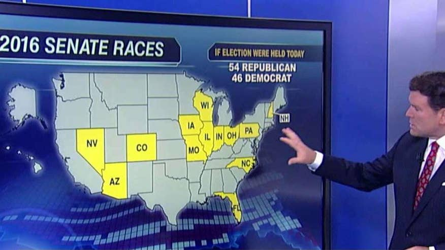 On 'Special Report, Bret Baier examines down ballot contests