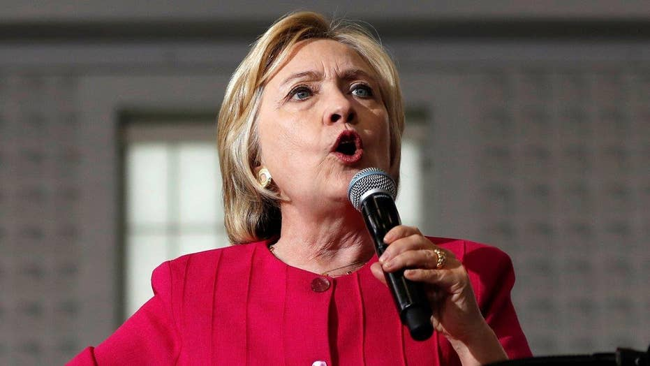 Clinton campaign defends donor meetings with State Dept.