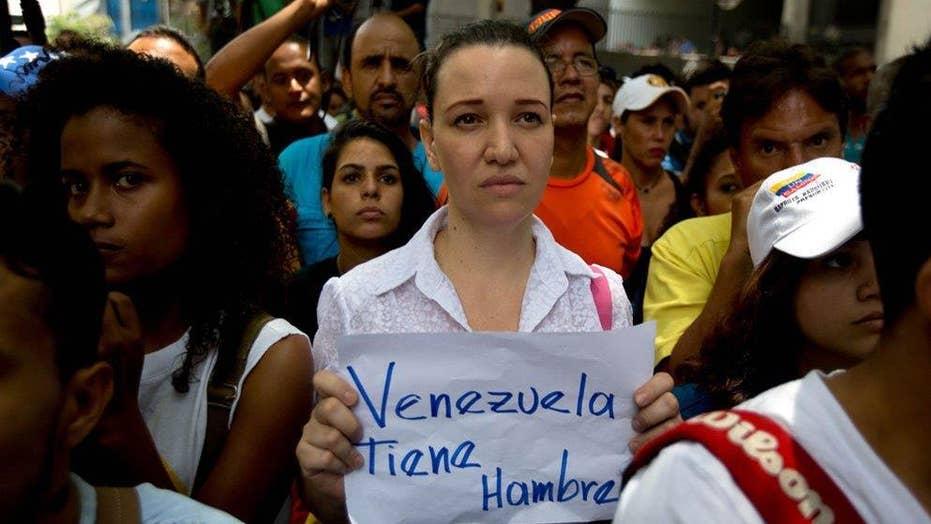 Massive jump in Venezuelans seeking US asylum